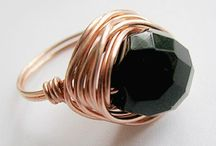 Jewelry / Wire making Jewelry and more / by Angela Sells