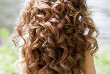 Gelin saçları