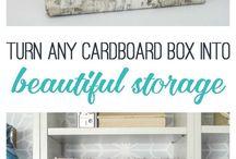 DIY - Boxes
