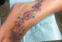 Farebné tetovania