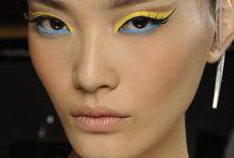 Fashion - S/S 2014 / Fashion & Fashion makeup