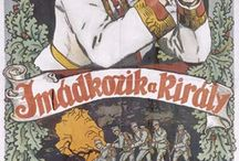 Világháborús magyar plakátok