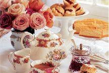 bridal tea party / by Erin Knox
