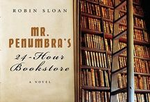 Books for Booklovers / Books about books and booklovers, for - and by - people who love to read.