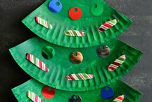 Kiddies Christmas Crafts