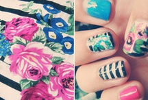 Nails / by Emma Miller-Cvilikas