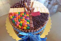 Kake idèer bursdag