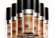 #UltraHDGeneration / Make Up For Ever Y'all!