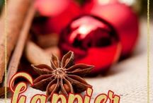 14 Days to a Happier Holiday / Join me for a 2 week adventure to get organized and prepared for the holiday season.  Hopefully once we finish this project we can sit back and relax and actually enjoy the holidays stress-free. / by Charlene Haugsven (My Frugal Adventures)