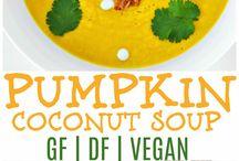 Fall Recipes - Pumpkin, Soups, + More!