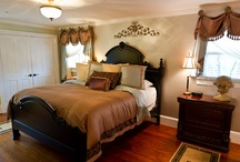 Rooms at Chestnut Hill / Get a peak at our spacious rooms, all which blend history with elegance.