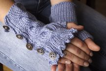 Knitted accesories ideas