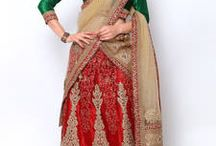 Extraordinary collection of Lehengas! / Shop now - http://bit.ly/28TfSTH