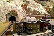 How to start and finish your model train layout on a Budget