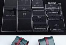 皮革製品…紙