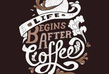 Coffee Typography / Te invitamos a conocer todos nuestros recortes Coffee Typography en nuestra web: http://www.cafescaballoblanco.com/blog/coffee-typography/