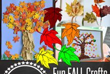 FALL CRAFT IDEAS / by Garet Phillips