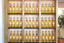 Pop-up shop olive oil