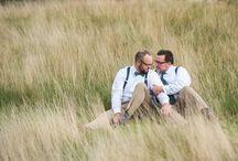 Same-sex Weddings / Photos of same-sex wedding celebrations.