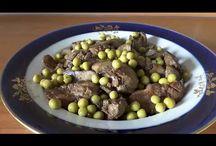 Quick & easy recipe. Rețetă rapidă și ușoară. Еда быстрого приготовления.