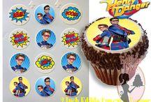 Henry Danger Cakes