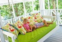 Decor: Outdoor living / Whatever for patios, balconies, decor for the garden, furniture or DIY