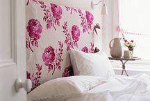 Bedroom * Magenta