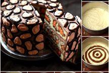 Bakst / Alt av kaker og bakst