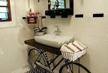 DIY Recycled Bathroom Projects