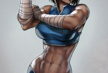 Female Hero Bodytype (sculpting)