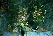 UNI rental artificial flower