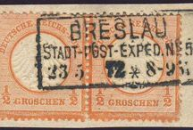 Stamps, German Empire