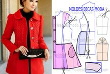 SF Sewing Moldes