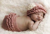 Baby foto sticka o virka