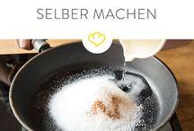 selber backen/kochen