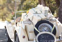 Wedding cars / Some fine wedding transportaion
