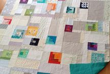 Quilting - scrappy quilts