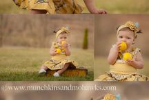 Photography-toddler pic inspiration / by Marcie Gray