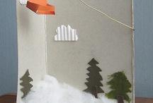 dekoráció - kreatív - tél