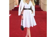 Women's fashion White