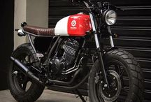 cafe reacer, scrambler