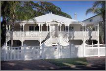 Queenslander and Homestead style