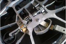 Reparaturen / Wir reparieren Bürostühle und Arbeitshocker