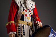 La Maison di Roi / Exhibit' pictures about french guard corps