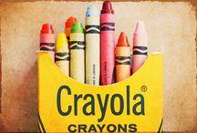 | CRAYOLA LOVE | / by L. NIEMAN