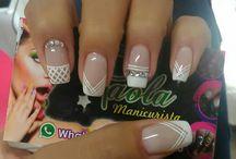 maquillaje de uñas