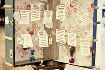 Table Plans / A great collection of Table Plans we can create for you