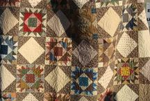 Quilts traditionnels