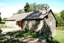 Les Moulins de Blanlhac / Les Moulins de Blanlhac à Rosières en Haute-Loire, Auvergne - France