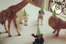 anniversaire thème animaux